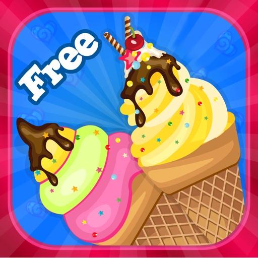 Производитель мороженого - Создание и оформление Вкусный Пломбир & Popsicle