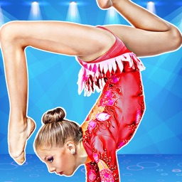 American Gymnastics Girly Girl Run Game FREE