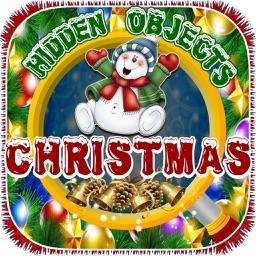 Christmas Hidden Objects.