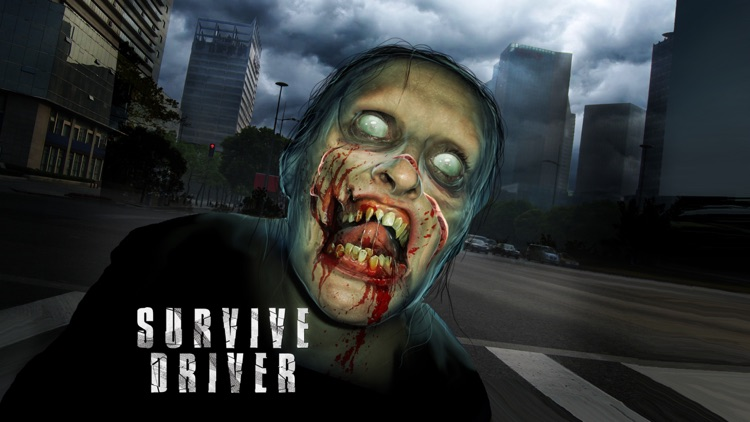 A Survive Driver Free: Best 3D Driver Game in Post Apocalyptic Setting with Zombies and Car Upgrades screenshot-4
