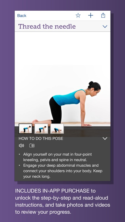 My Pilates Guru: Pilates exercises for fitness, well-being and relaxation screenshot-1