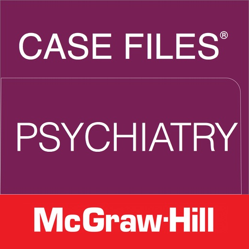 Case Files Psychiatry, 4th Ed., 60 High Yield Cases with USMLE Step 1 Psych Review Questions for COMLEX Certification & NBME, MSKAP Shelf Exams (LANGE) McGraw-Hill Medical