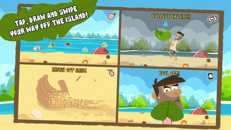 Island Escape - Stupid and Tricky Ways to Die Test screenshot-0