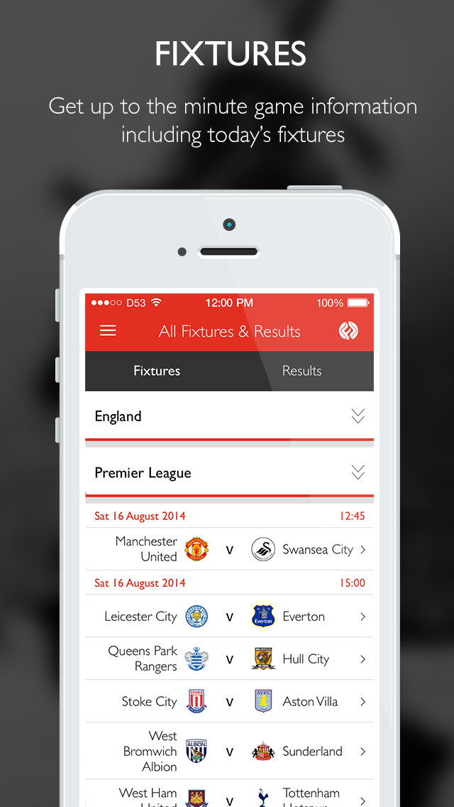 FootballScores.com - Live Football Scores, Results, Tips, News, Free Bets, Best Odds, Euro 2016 screenshot two