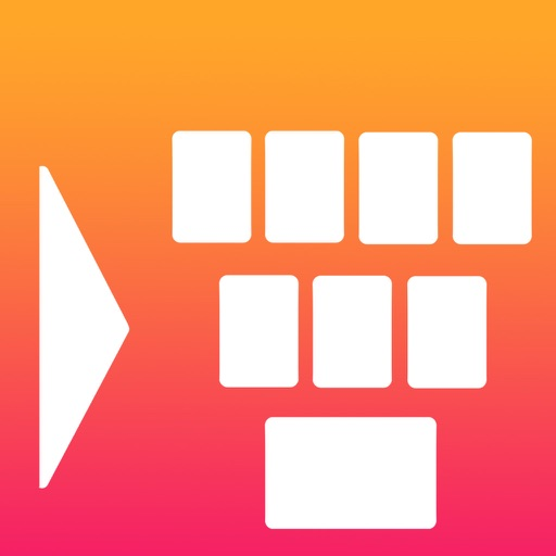 HandyKeys — One Handed Keyboard for iPhone and Split Keyboard for iPad