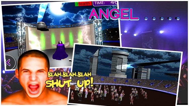 Mankind Angel Simulator 3D screenshot-3