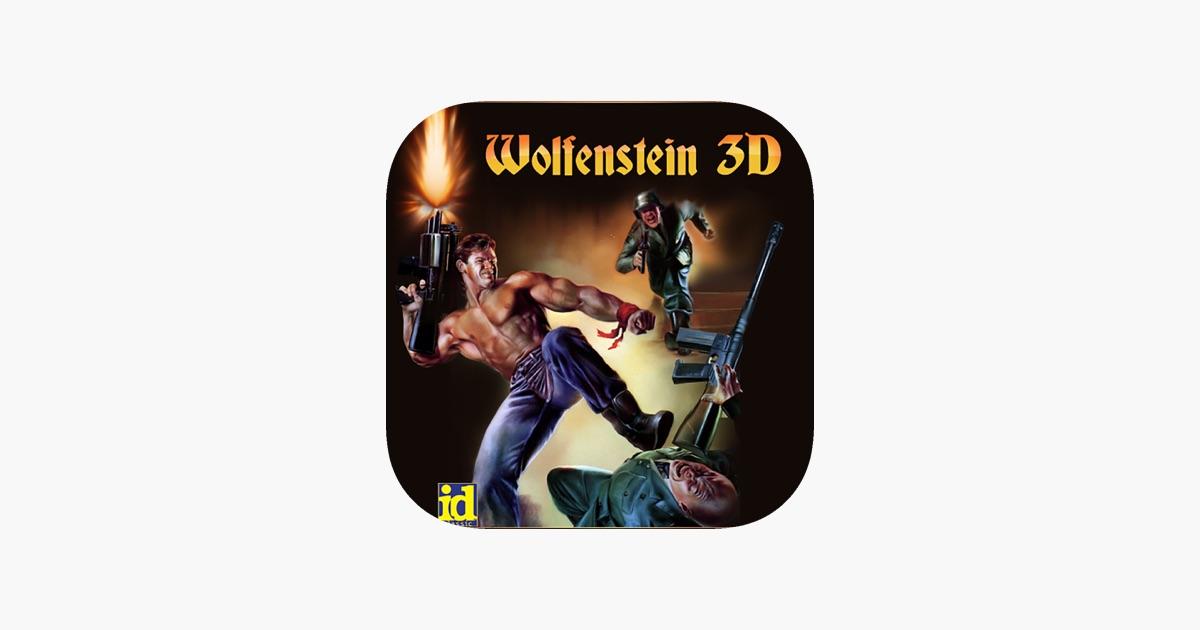 Wolfenstein 3D Classic Lite on the