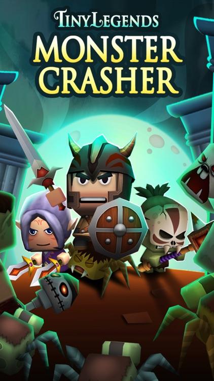 TinyLegends™ Monster Crasher