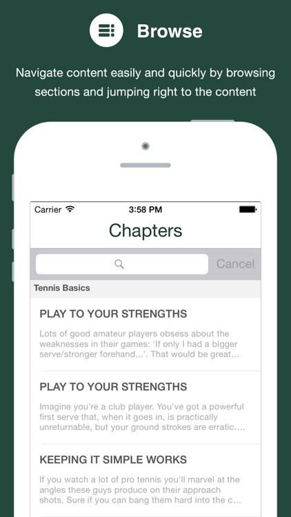 Tennis: Personal Trainer screenshot-3