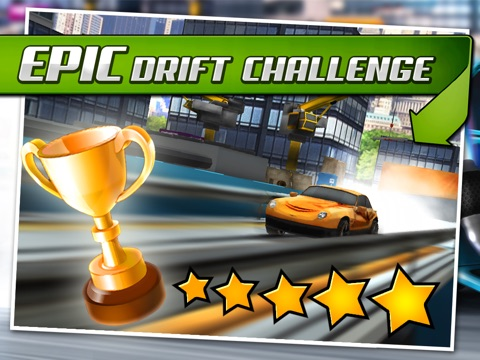 Скачать 3D дрейф Xtreme гонки - Настоящее трюк автомобилей дрейфующих симулятор водителя бесплатные игры