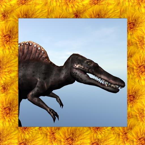 Spinosaurus Dinosaur Simulator 3D