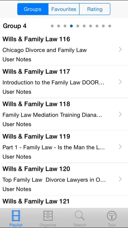 Wills & Family Law screenshot-4