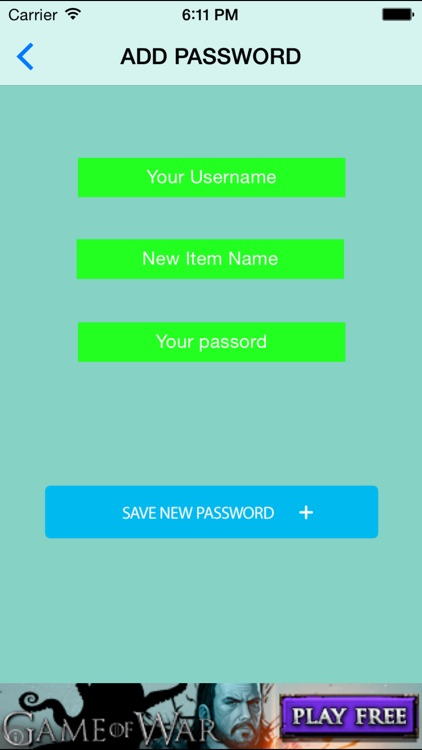 password manager free - privacy data vault & private web browser (pro)
