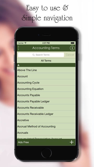 messages.download Accounting terms - Accounting dictionary now at your fingertips! software
