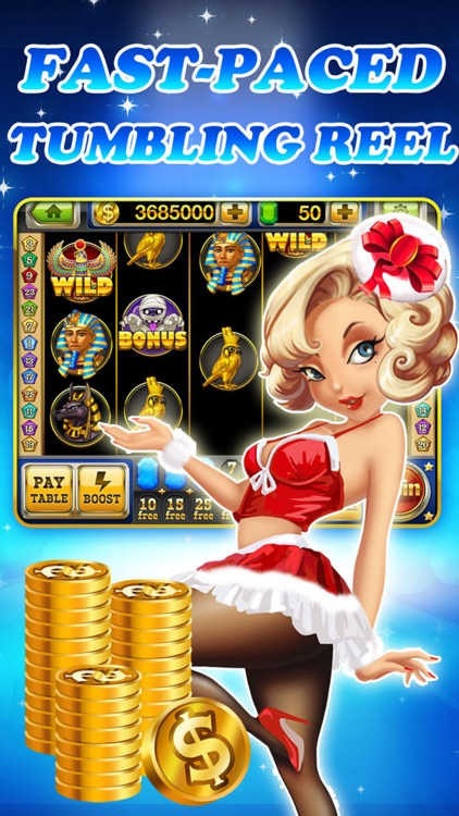 Slots Vegas™ screenshot-2