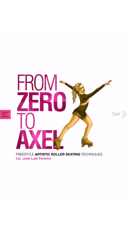 From Zero To Axel - Artistic Roller Skating Techniques