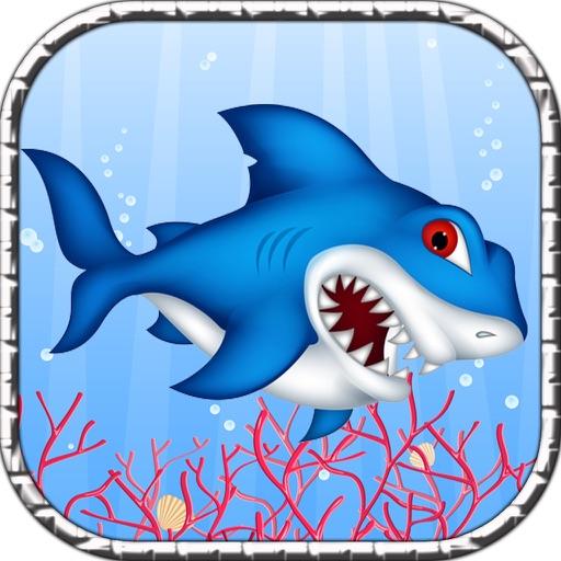 Tappy Shark - A Great White Shark vs Tiny Fish Challenge Free iOS App
