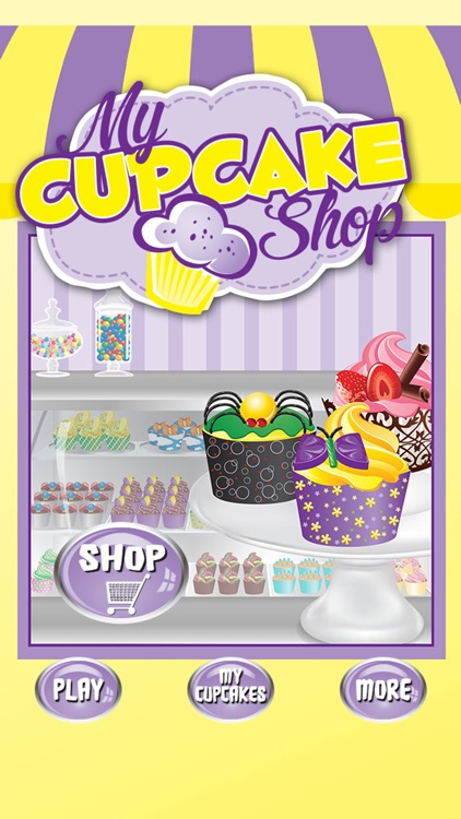 Cupcake Maker Shop - Cupcake Game Free screenshot-4