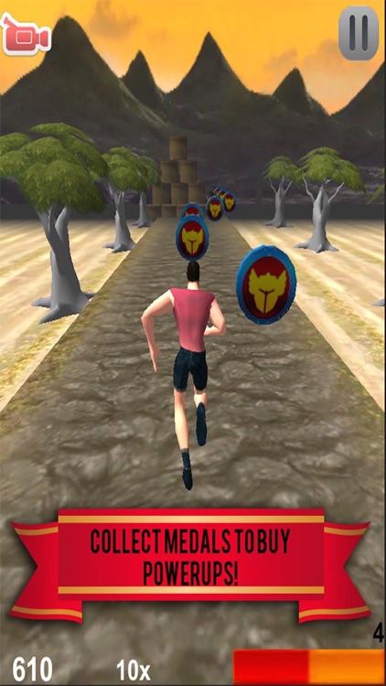 Brave Obstacle Runner screenshot-3
