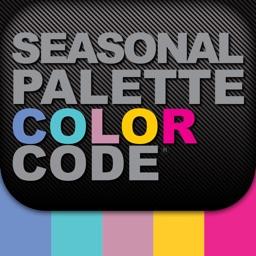 Seasonal Palette Color Code
