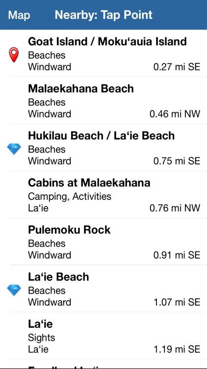 Oahu Revealed 5th Edition screenshot-3