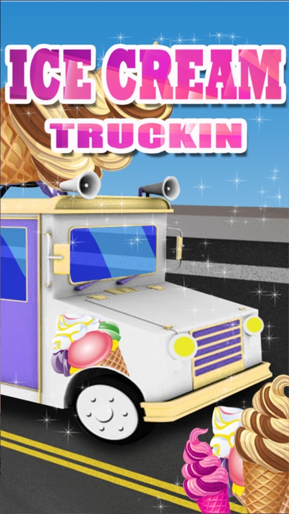 Ice Cream Truckin - Papa's Frozen Treats Maker screenshot-3