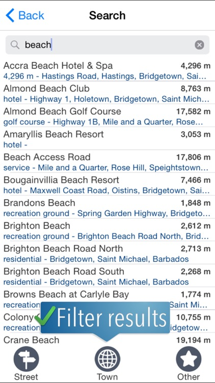 Barbados Travelmapp screenshot-3