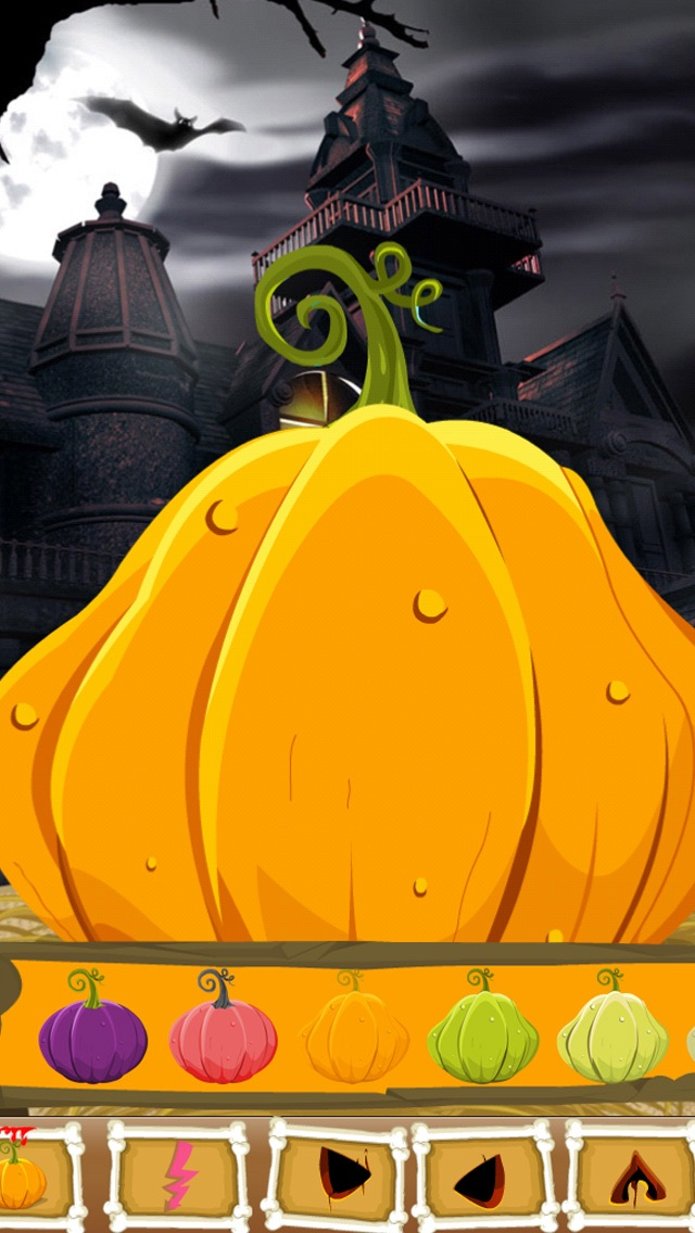 Pumpkin Creation - Halloween dress game Screenshot