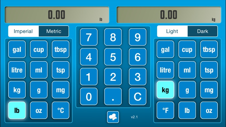 CookCalc screenshot-2