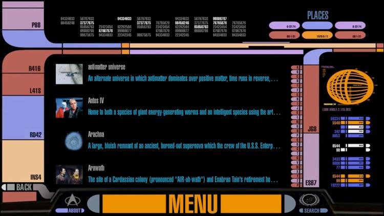 Star Trek™ PADD for iPhone