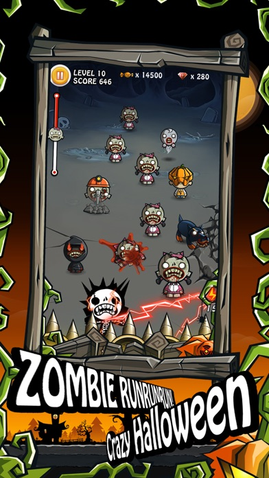 Zombie RunRunRun!Candy War screenshot four