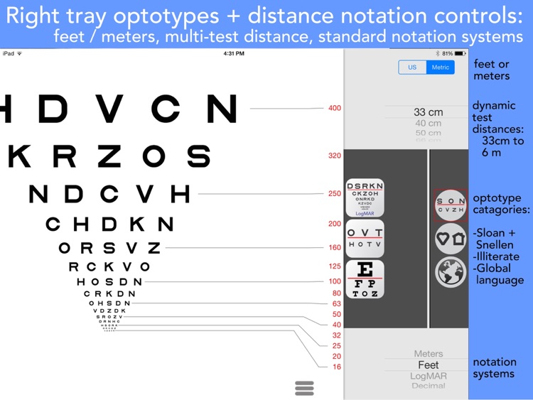 FLEX Visual Acuity screenshot-2