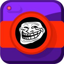 MemeGram - Best rage faces photo maker with a funny meme generator