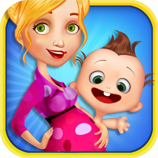 My New Born Baby Game