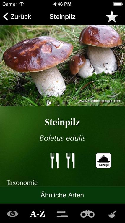 Pilze Sammeln, Bestimmen und Zubereiten - der Pilzführer für Wald und Natur screenshot-3