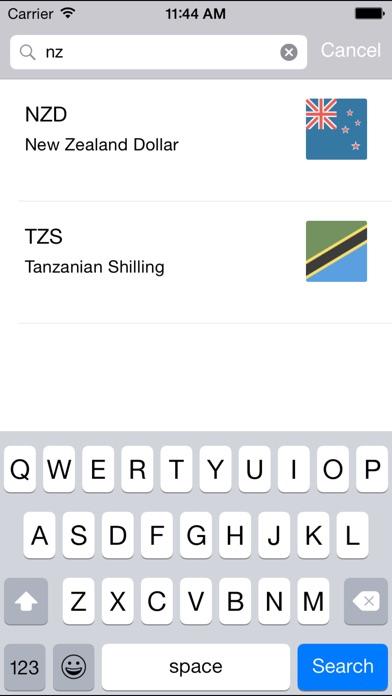Currency Pro Screenshots