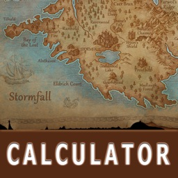 Calculator for Stormfall: Rise of Balur and Age of War