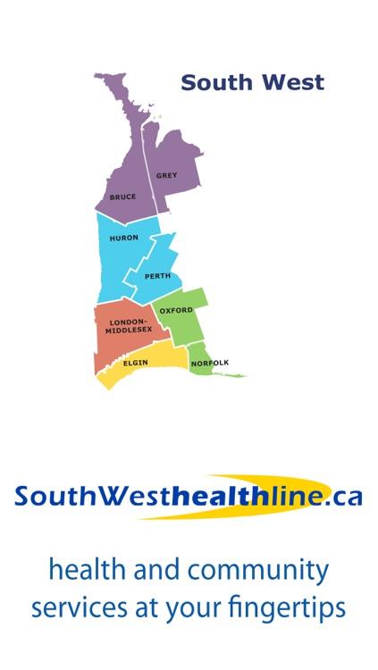 SouthWesthealthline.ca