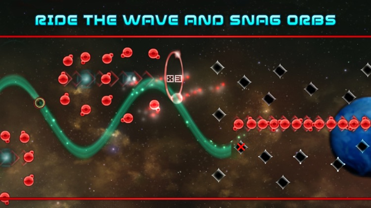 Wavefront (wave action puzzle) screenshot-3