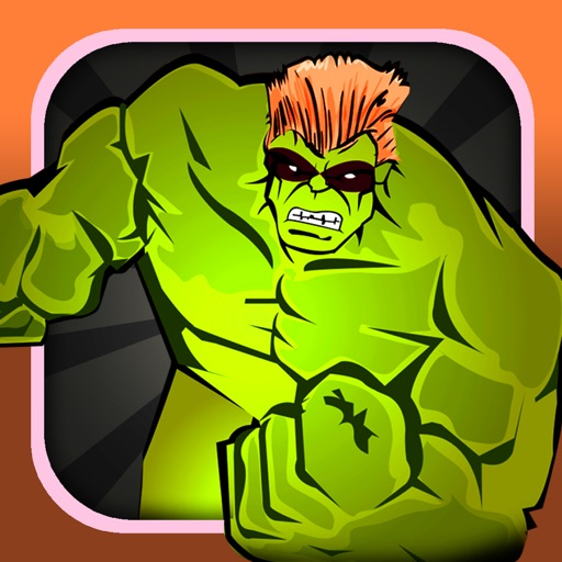 A Hulk Power Smash FREE - Incredible Soccer Goal iOS App