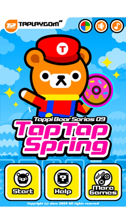 Tap Tap Spring - Tappi Bear screenshot-2