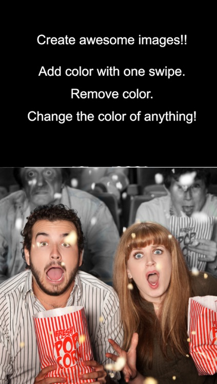 Color Effects Pro - Recolor Pictures; Pop/Edit/Paint Highlights into Photos screenshot-3