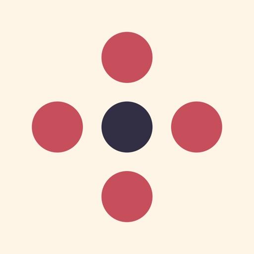 DoDots: Захвати точки противника в окружение