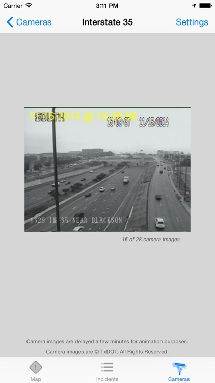 Austin Traffic - Cameras, Maps, and Incidents