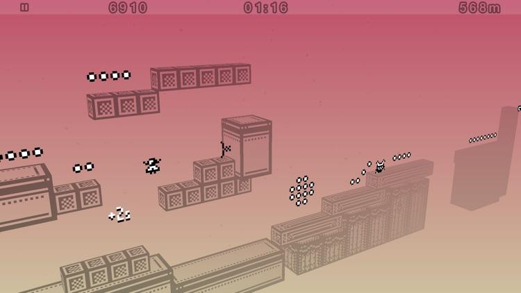 1-bit Ninja Remix Rush screenshot-4