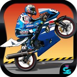 Stunt 2 Race : A Moto Bike Furious Speed Racing game of 2015 year