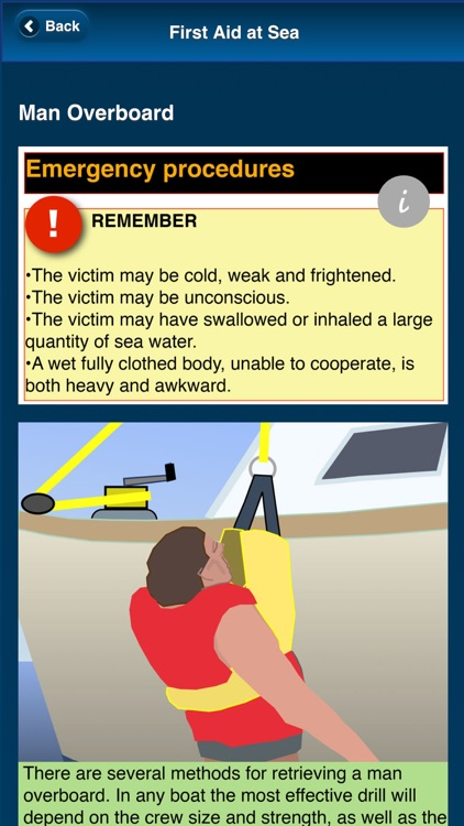 First Aid at Sea - Adlard Coles screenshot-4