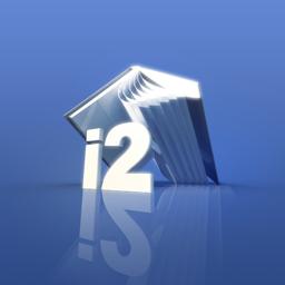Ícone do app i2Reader