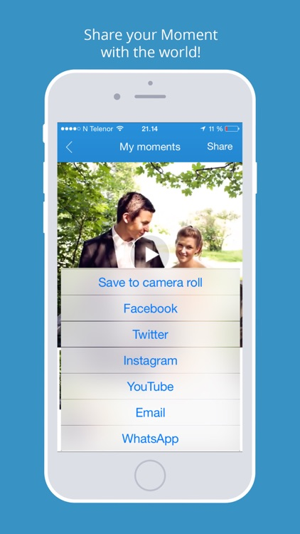 Moments - Turn your pictures into beautiful music videos! screenshot-4