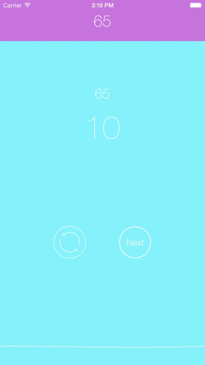 Noise – clap-o-meter screenshot-2